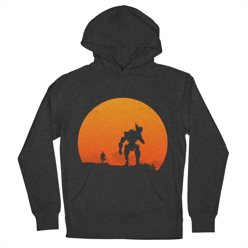 Pilot and Titan Women's Pullover Hoody by mateusquandt's Artist Shop