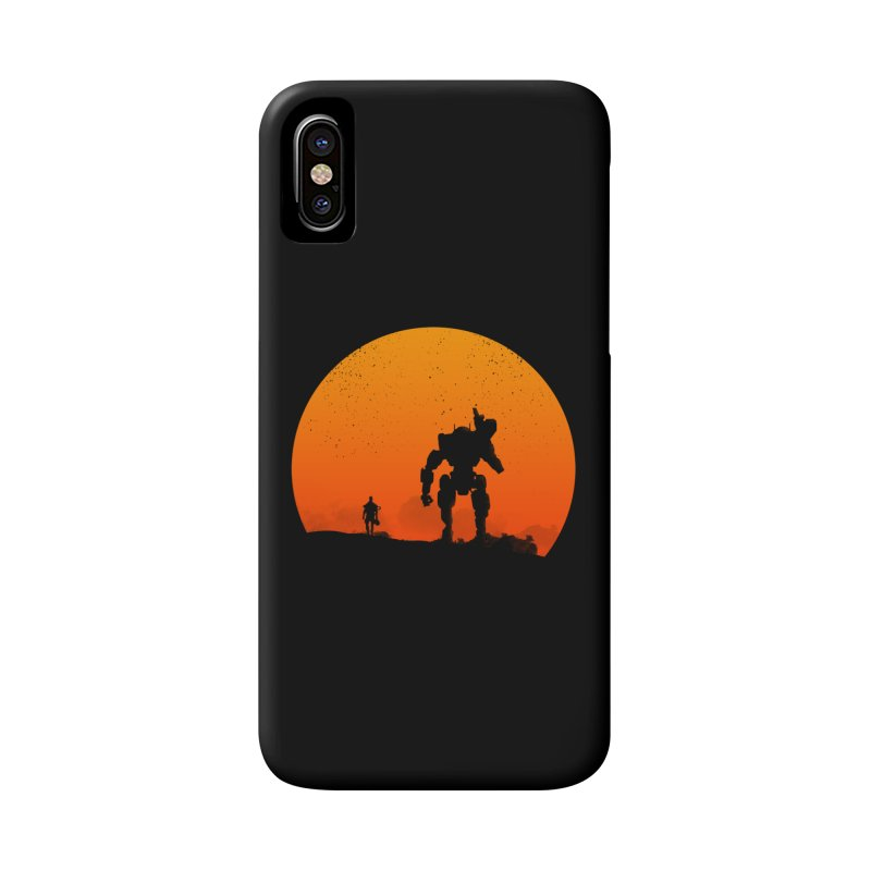 Pilot and Titan Accessories Phone Case by mateusquandt's Artist Shop