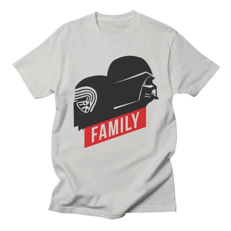 Family Men's T-Shirt by mateusquandt's Artist Shop