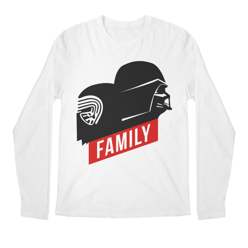 Family Men's Longsleeve T-Shirt by mateusquandt's Artist Shop