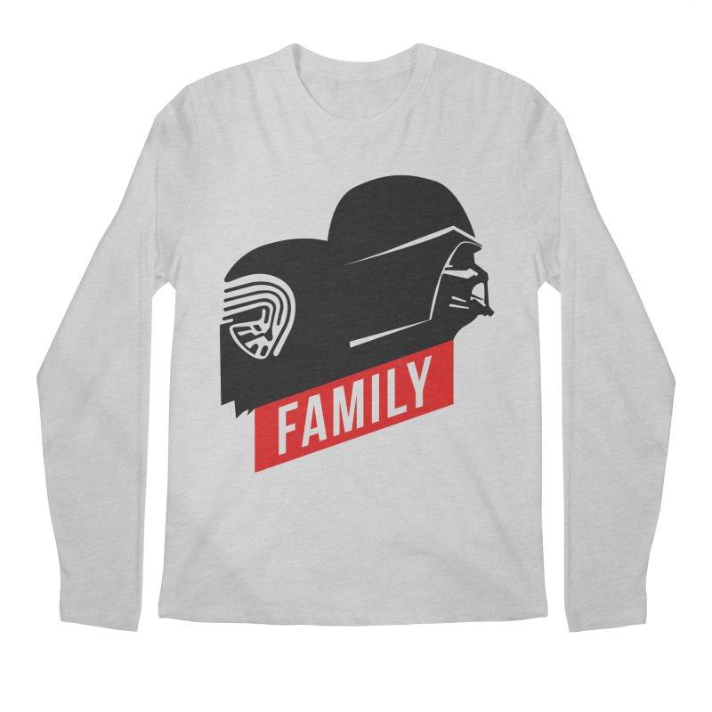 Family Men's Longsleeve T-Shirt by mateusquandt's Artist Shop