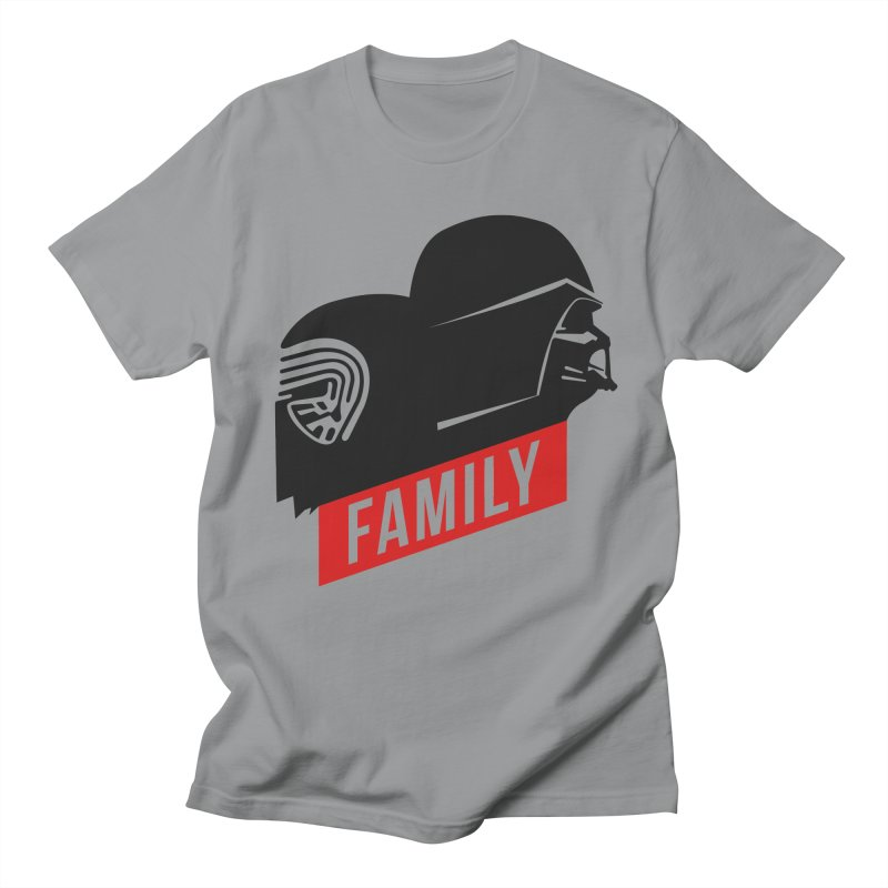 Family Men's T-shirt by mateusquandt's Artist Shop