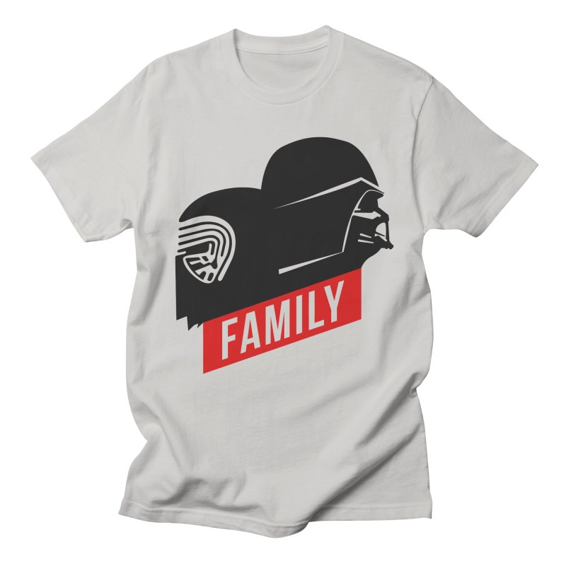 Family Women's Unisex T-Shirt by mateusquandt's Artist Shop