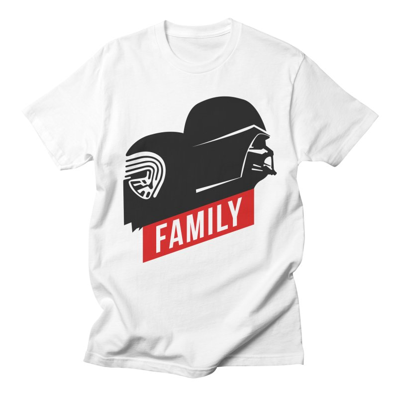 Family Women's Unisex T-Shirt by mateusquandt's Artist Shop