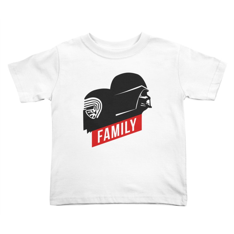 Family Kids Toddler T-Shirt by mateusquandt's Artist Shop