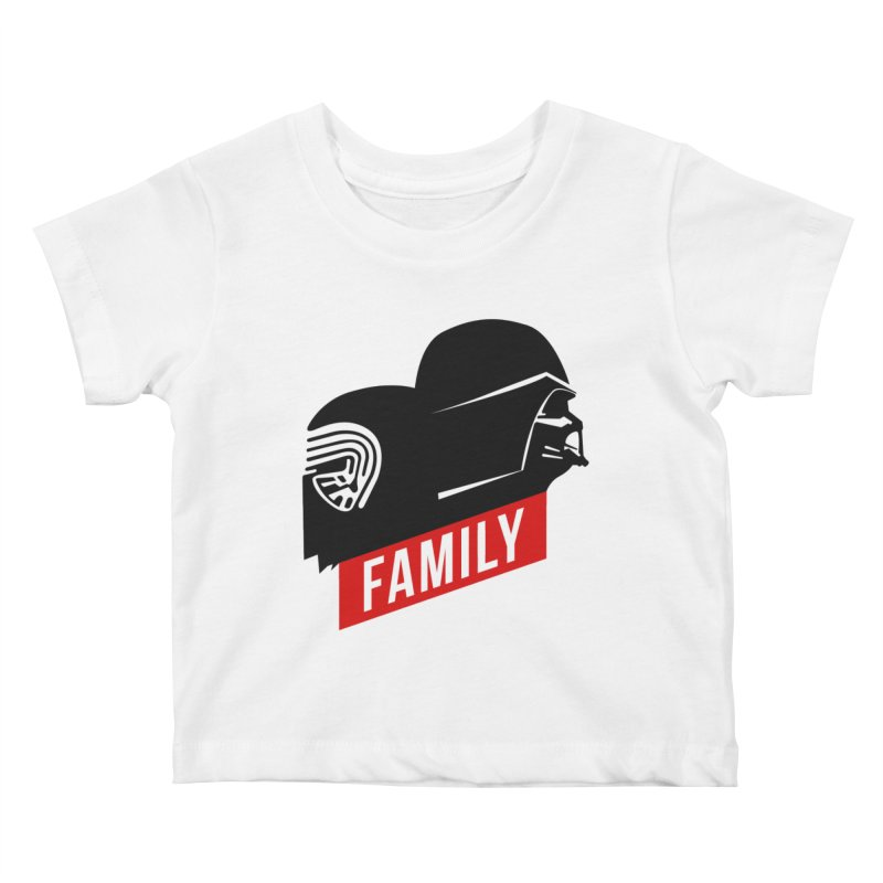 Family Kids Baby T-Shirt by mateusquandt's Artist Shop