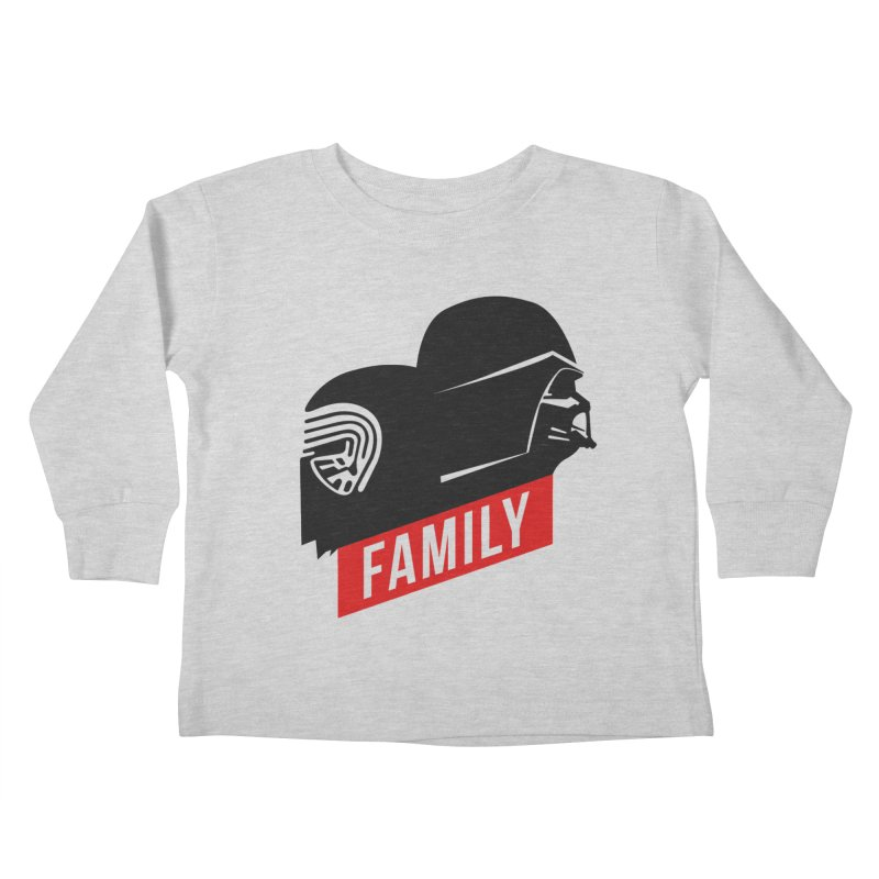 Family Kids Toddler Longsleeve T-Shirt by mateusquandt's Artist Shop