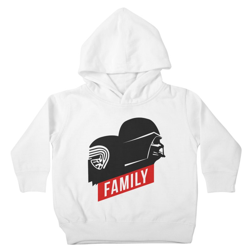 Family Kids Toddler Pullover Hoody by mateusquandt's Artist Shop