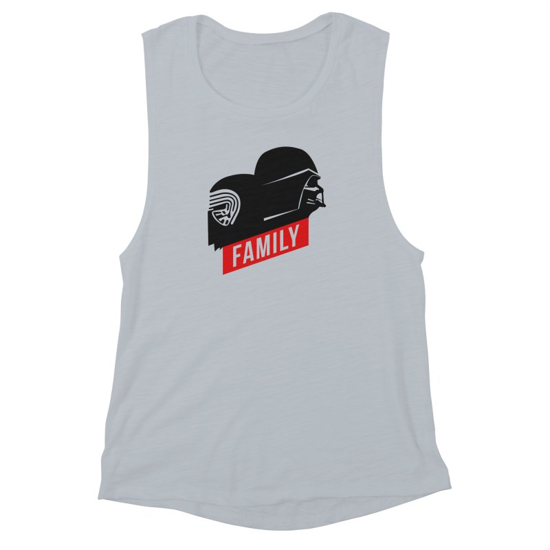 Family Women's Muscle Tank by mateusquandt's Artist Shop