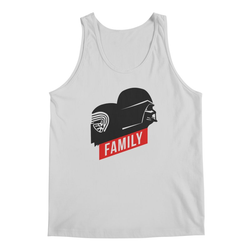 Family Men's Tank by mateusquandt's Artist Shop
