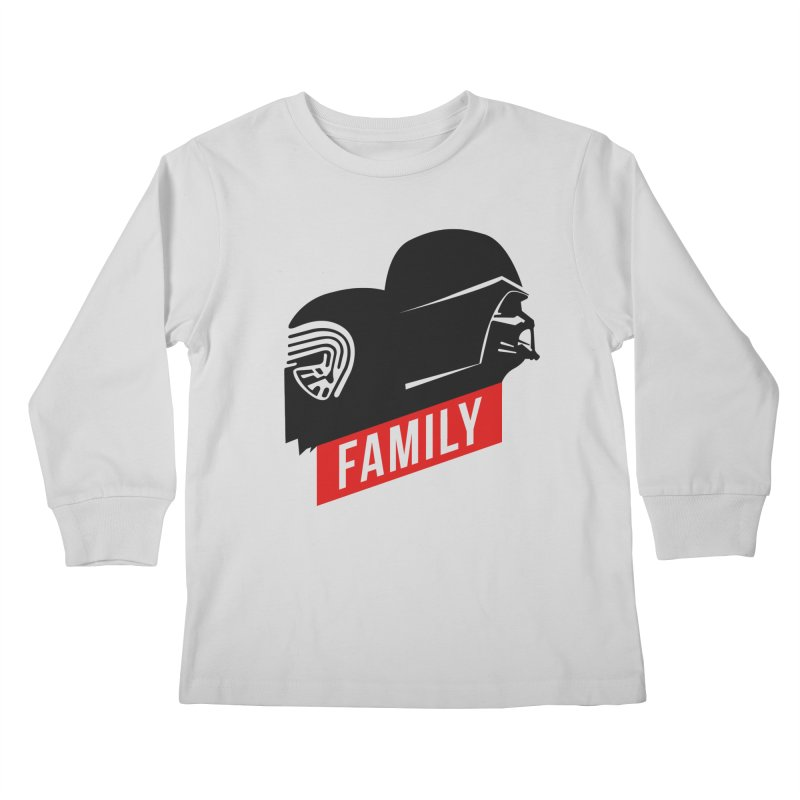 Family Kids Longsleeve T-Shirt by mateusquandt's Artist Shop