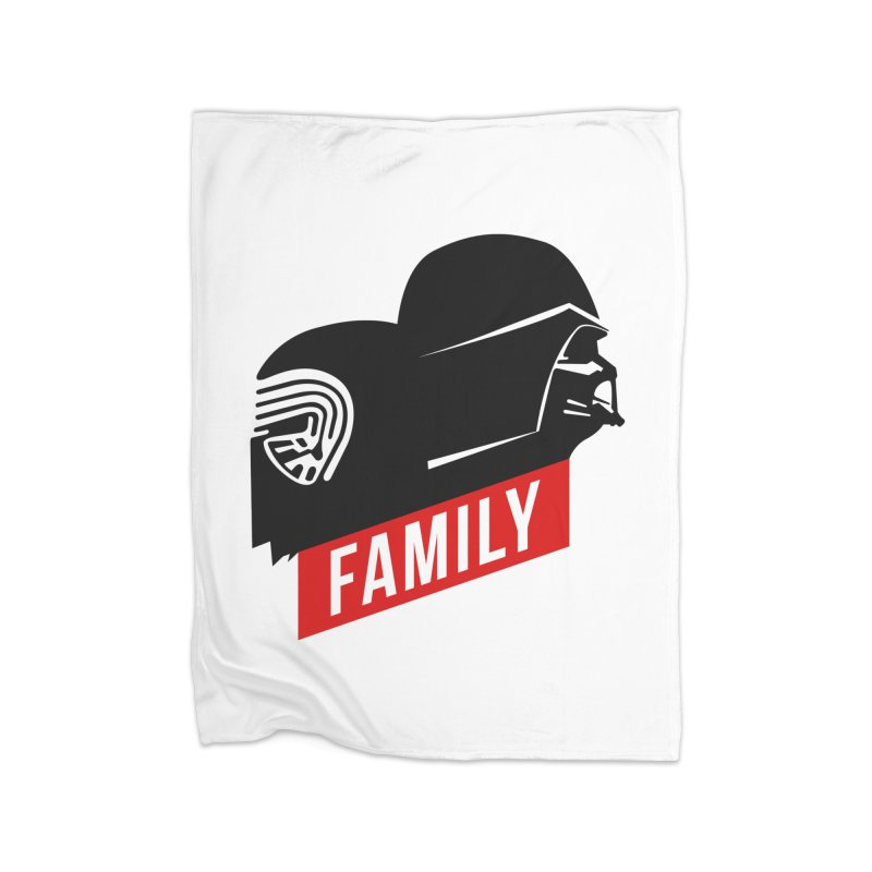 Family Home Blanket by mateusquandt's Artist Shop