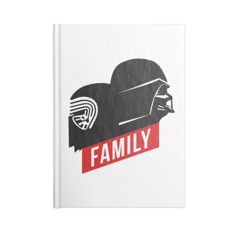 Family Accessories Notebook by mateusquandt's Artist Shop
