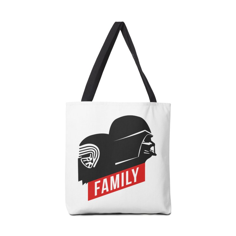 Family Accessories Bag by mateusquandt's Artist Shop