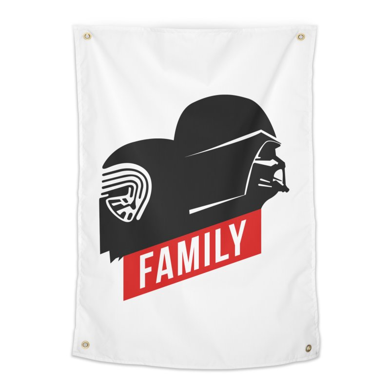 Family Home Tapestry by mateusquandt's Artist Shop