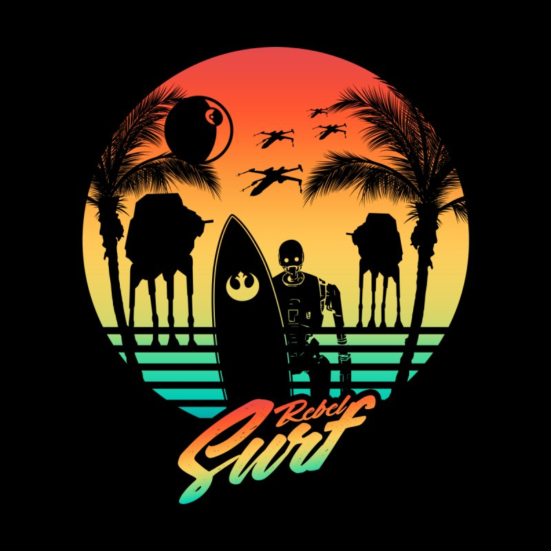 Rebel Surf by mateusquandt's Artist Shop