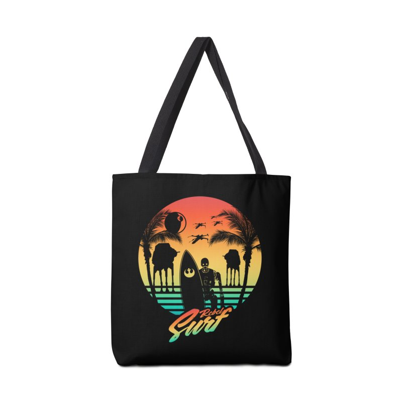 Rebel Surf Accessories Bag by mateusquandt's Artist Shop