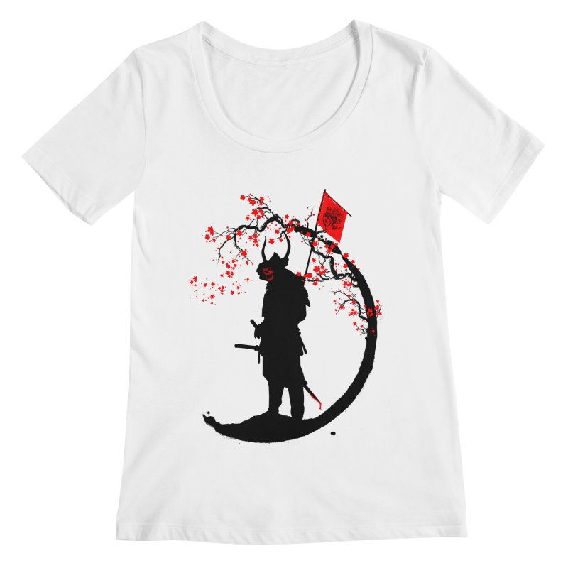 The Lord of the war Women's Scoopneck by mateusquandt's Artist Shop