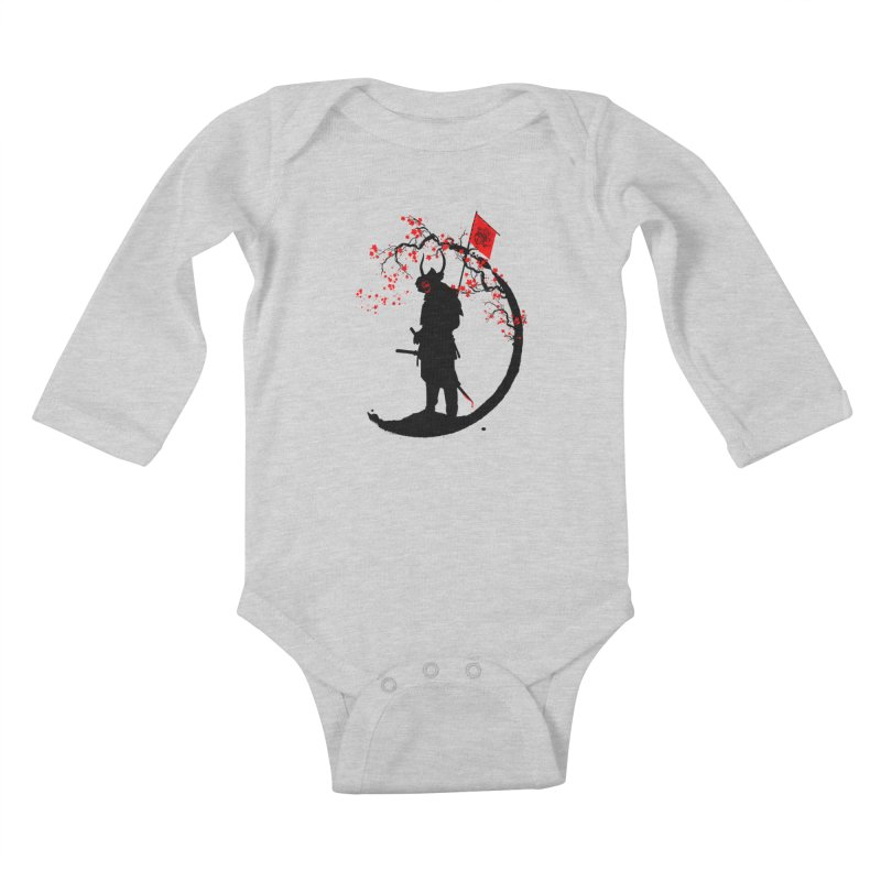 The Lord of the war Kids Baby Longsleeve Bodysuit by mateusquandt's Artist Shop