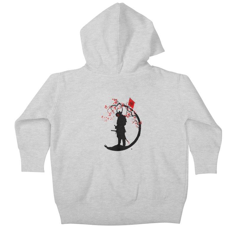 The Lord of the war Kids Baby Zip-Up Hoody by mateusquandt's Artist Shop
