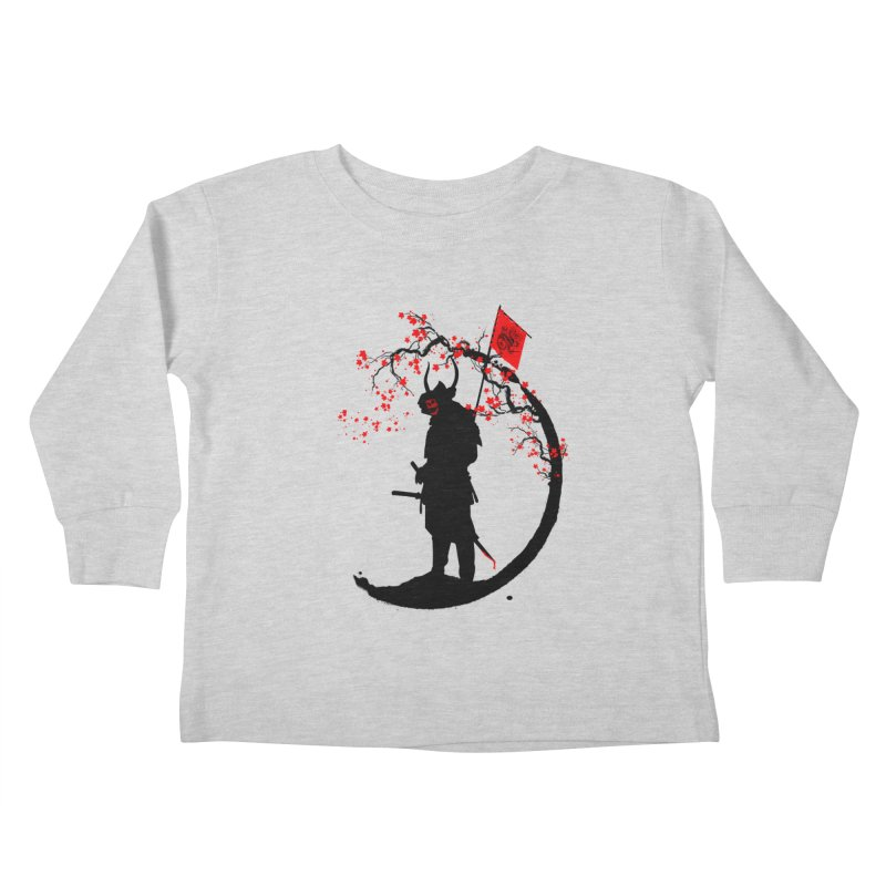 The Lord of the war Kids Toddler Longsleeve T-Shirt by mateusquandt's Artist Shop