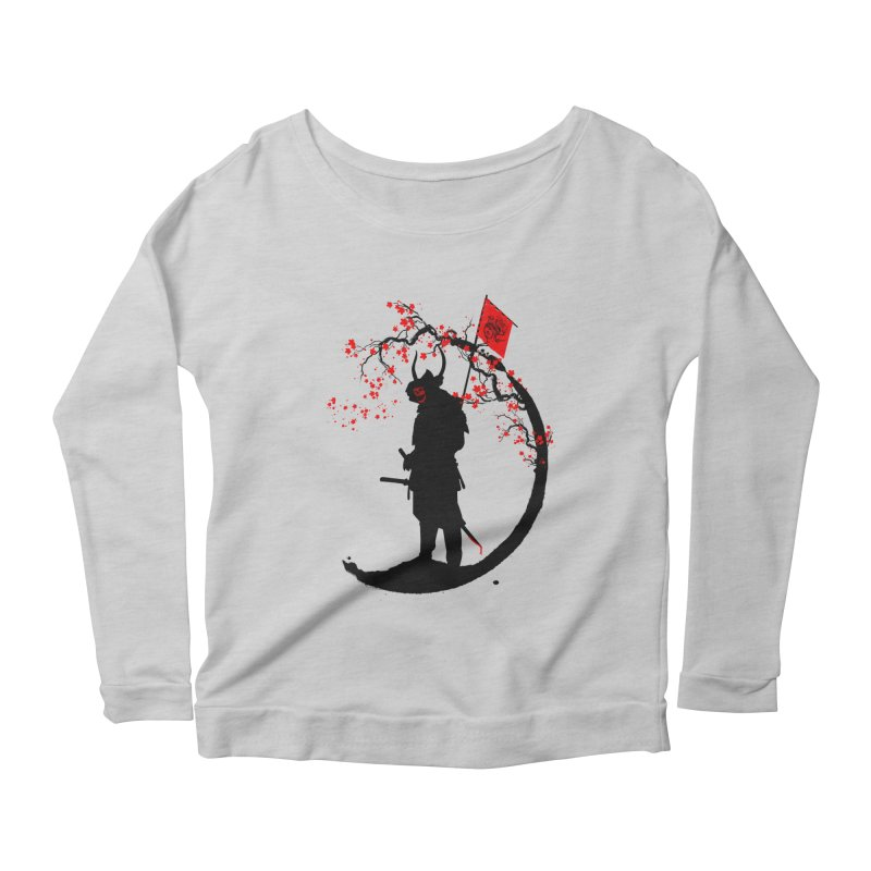 The Lord of the war Women's Longsleeve Scoopneck  by mateusquandt's Artist Shop