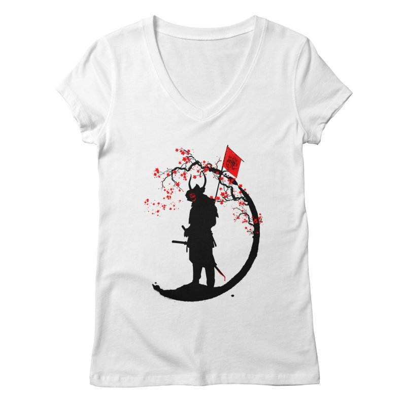The Lord of the war Women's V-Neck by mateusquandt's Artist Shop