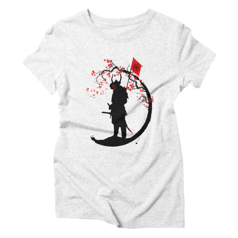 The Lord of the war Women's Triblend T-shirt by mateusquandt's Artist Shop