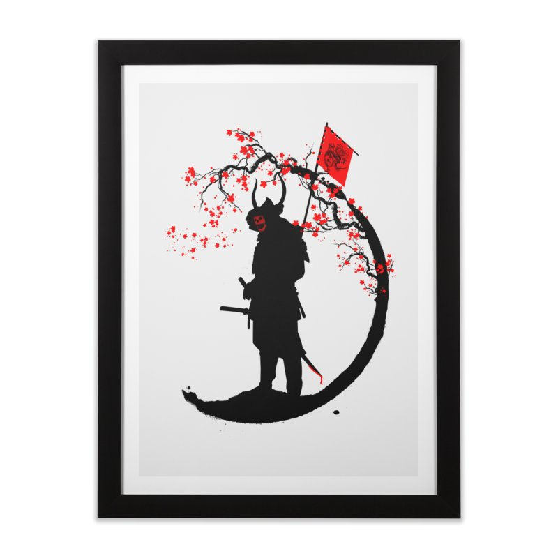 The Lord of the war Home Framed Fine Art Print by mateusquandt's Artist Shop