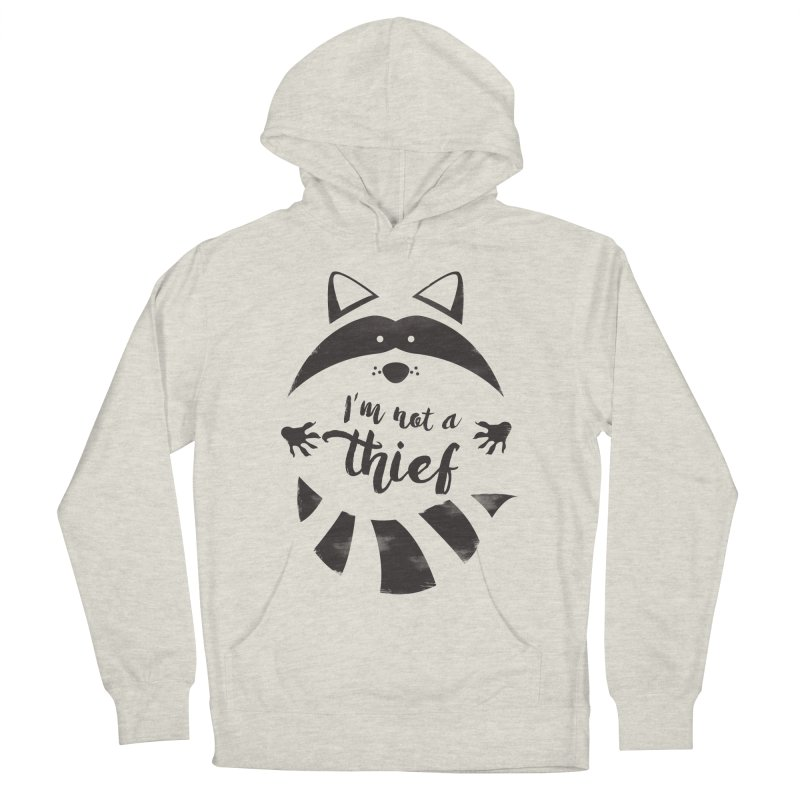 I'm not a thief Women's Pullover Hoody by mateusquandt's Artist Shop