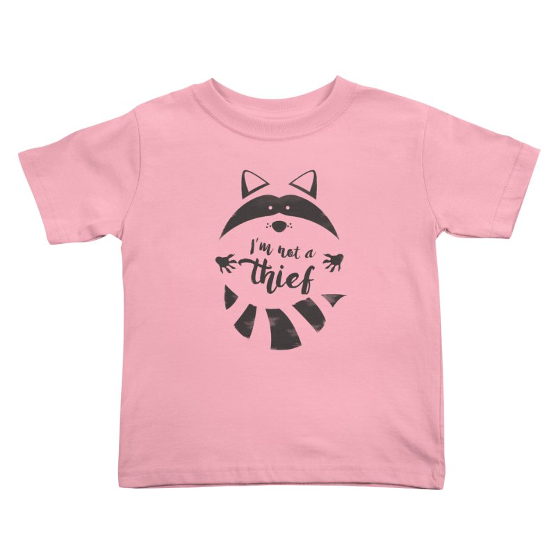 I'm not a thief Kids Toddler T-Shirt by mateusquandt's Artist Shop