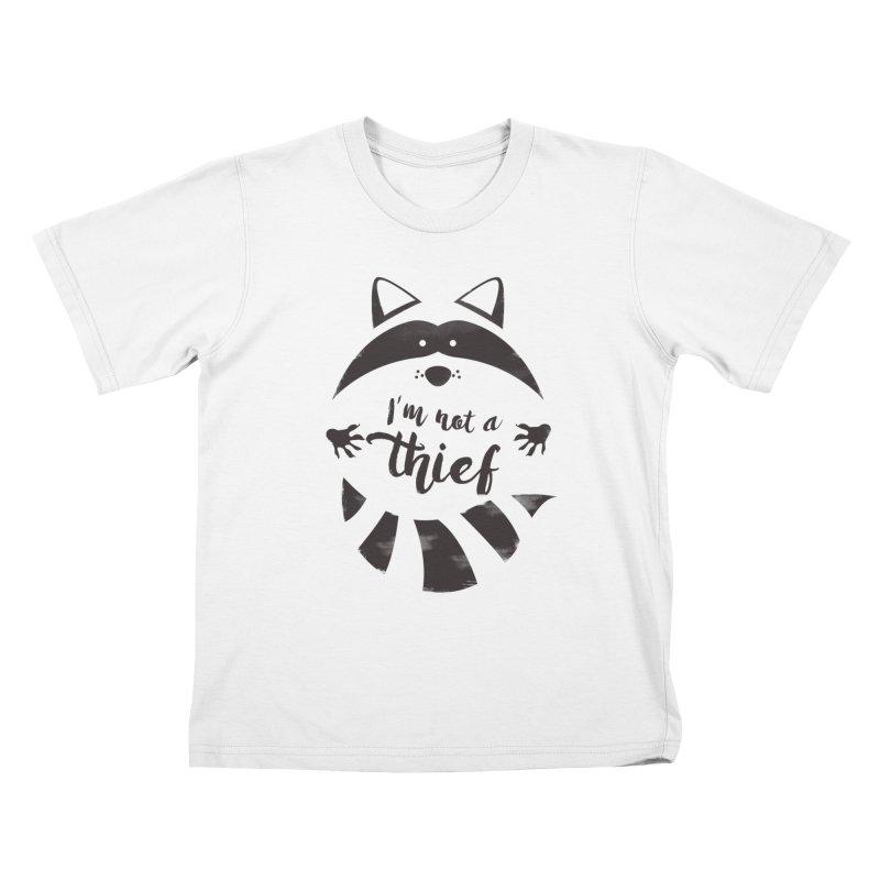 I'm not a thief   by mateusquandt's Artist Shop