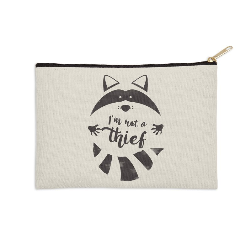 I'm not a thief Accessories Zip Pouch by mateusquandt's Artist Shop