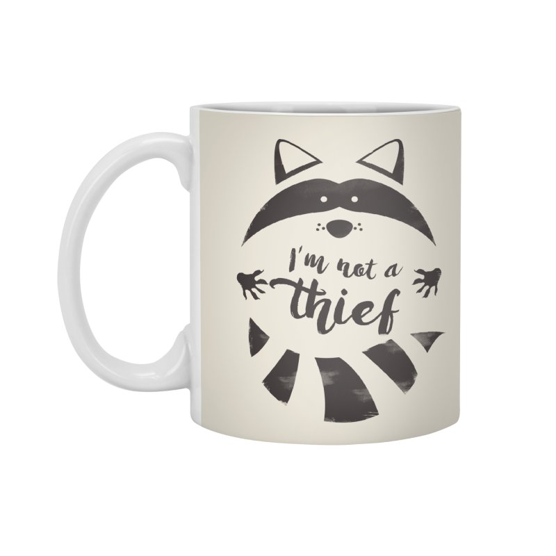 I'm not a thief Accessories Mug by mateusquandt's Artist Shop