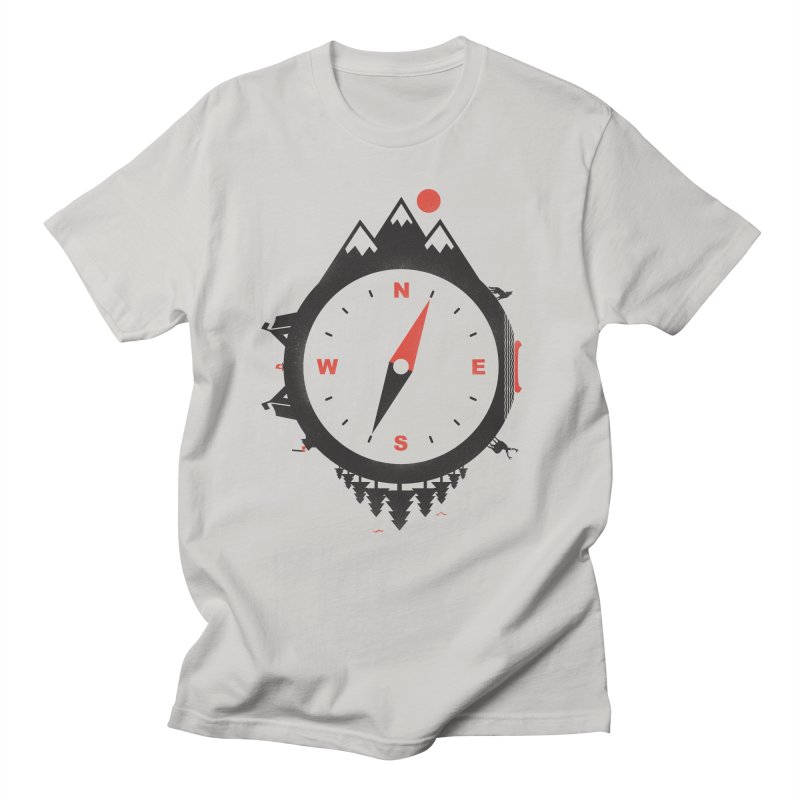 Adventure Compass Women's Unisex T-Shirt by mateusquandt's Artist Shop