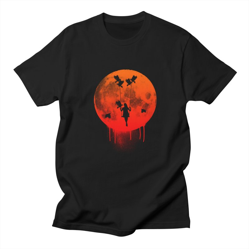 The mother of the birds Women's Unisex T-Shirt by mateusquandt's Artist Shop