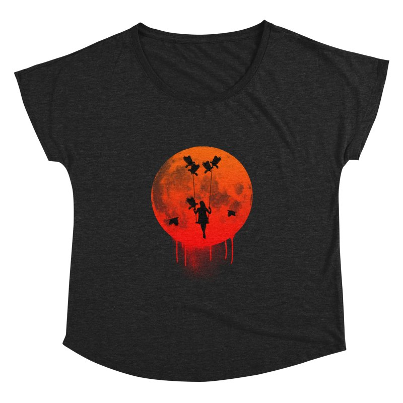 The mother of the birds Women's Dolman by mateusquandt's Artist Shop