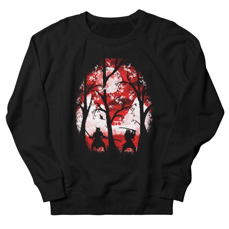 Samurai Battle Women's Sweatshirt by mateusquandt's Artist Shop