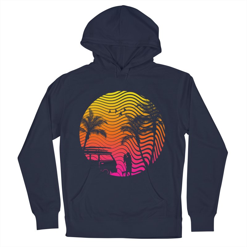 Summer Love Women's Pullover Hoody by mateusquandt's Artist Shop