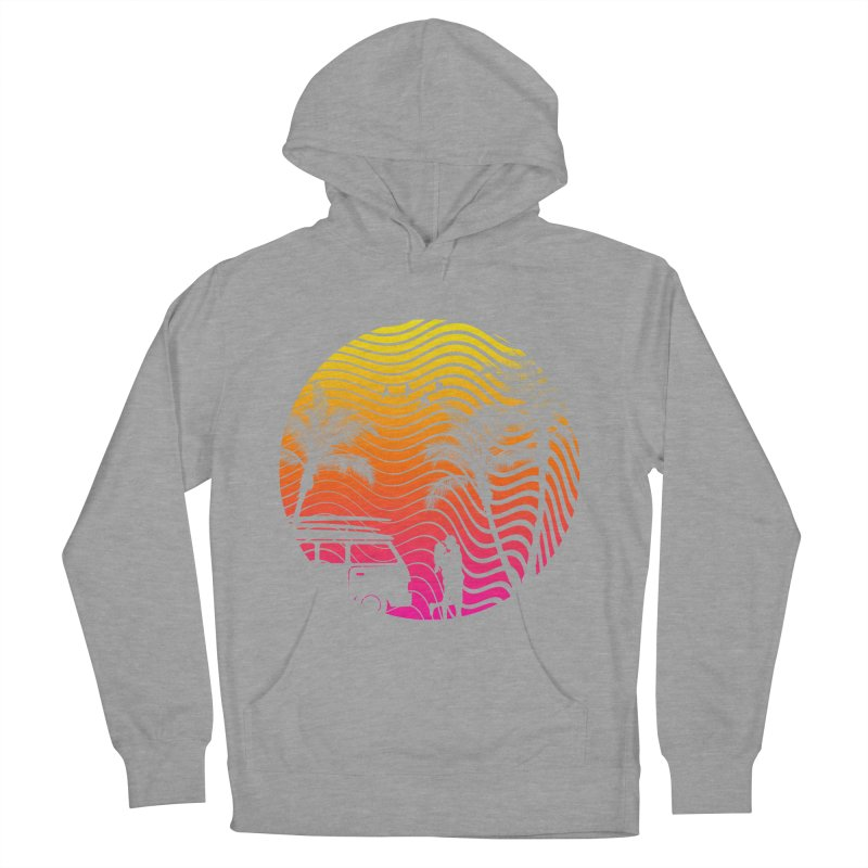 Summer Love Men's Pullover Hoody by mateusquandt's Artist Shop