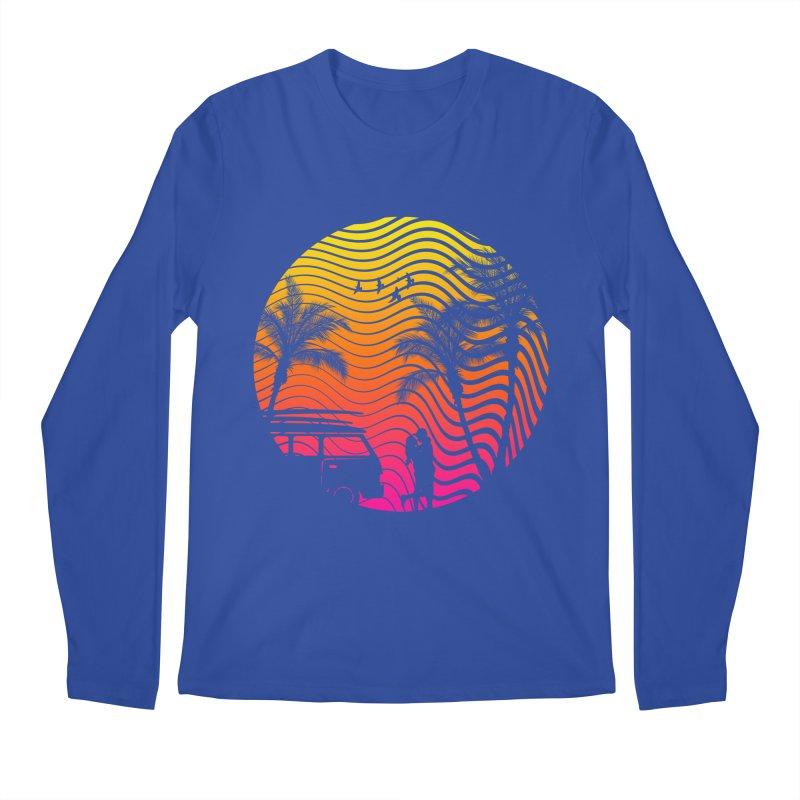 Summer Love Men's Longsleeve T-Shirt by mateusquandt's Artist Shop