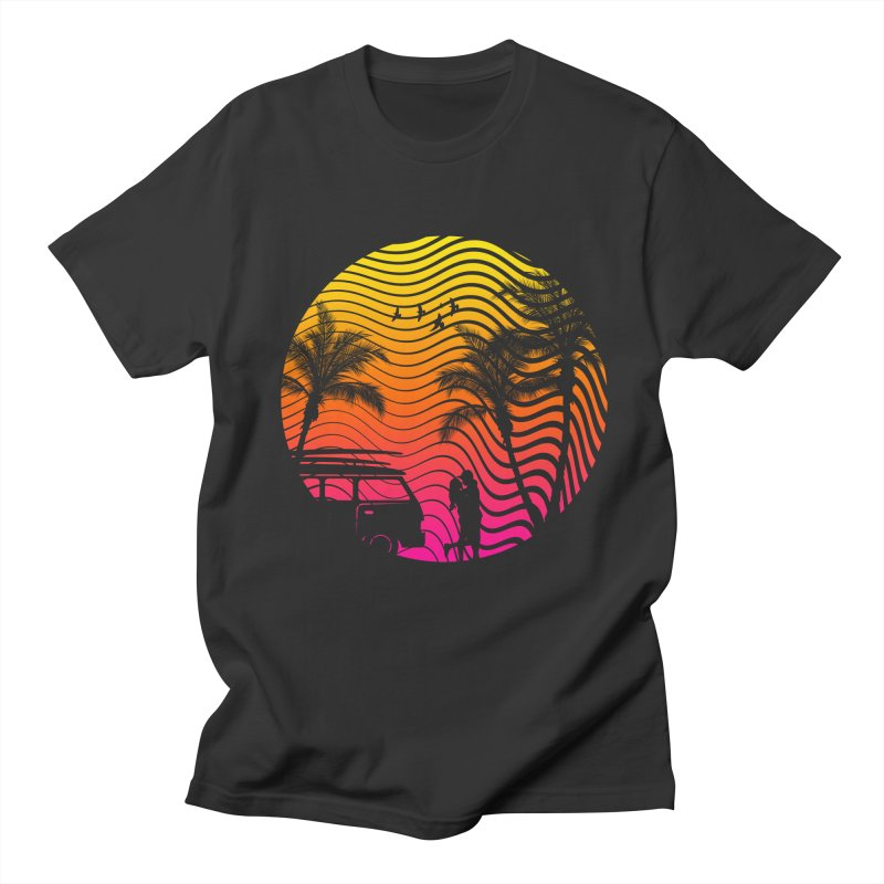 Summer Love Men's T-Shirt by mateusquandt's Artist Shop