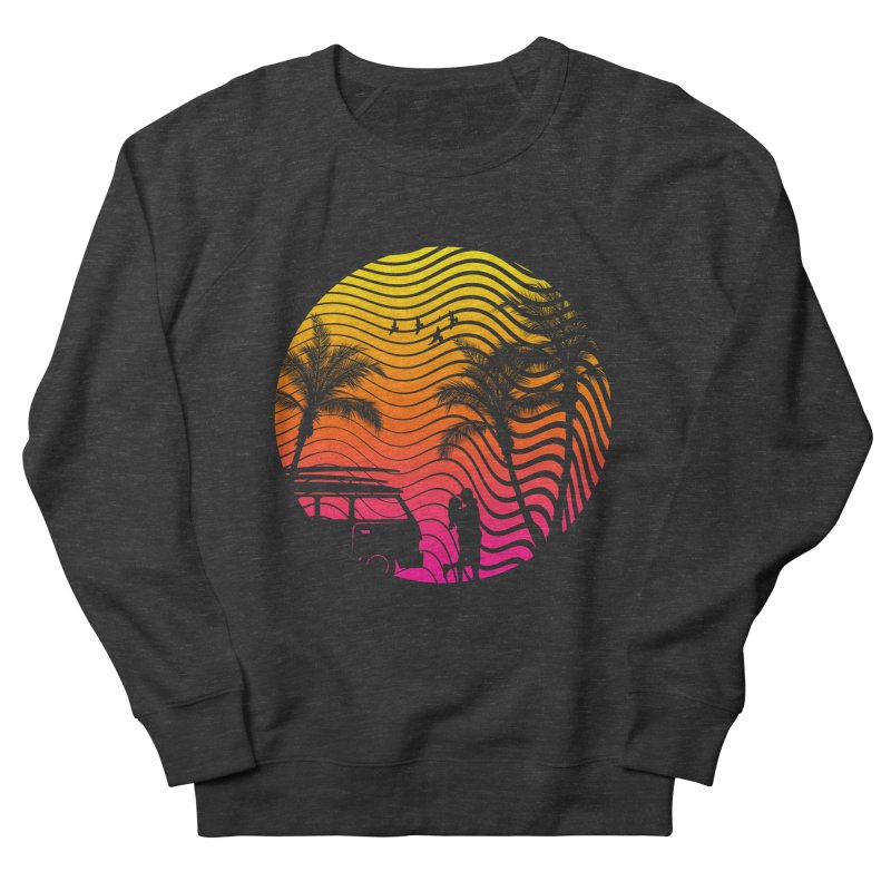 Summer Love Men's Sweatshirt by mateusquandt's Artist Shop