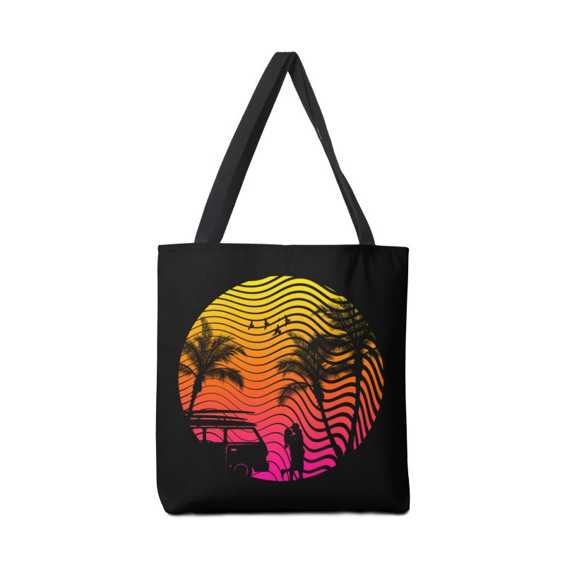 Summer Love Accessories Bag by mateusquandt's Artist Shop