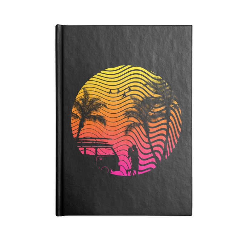 Summer Love Accessories Notebook by mateusquandt's Artist Shop