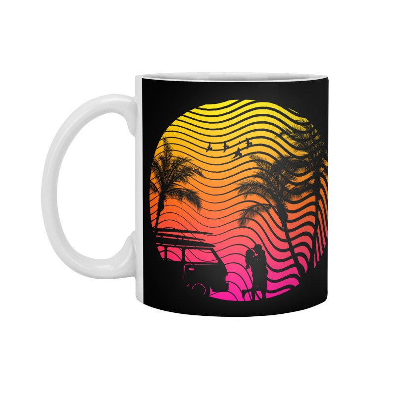 Summer Love Accessories Mug by mateusquandt's Artist Shop