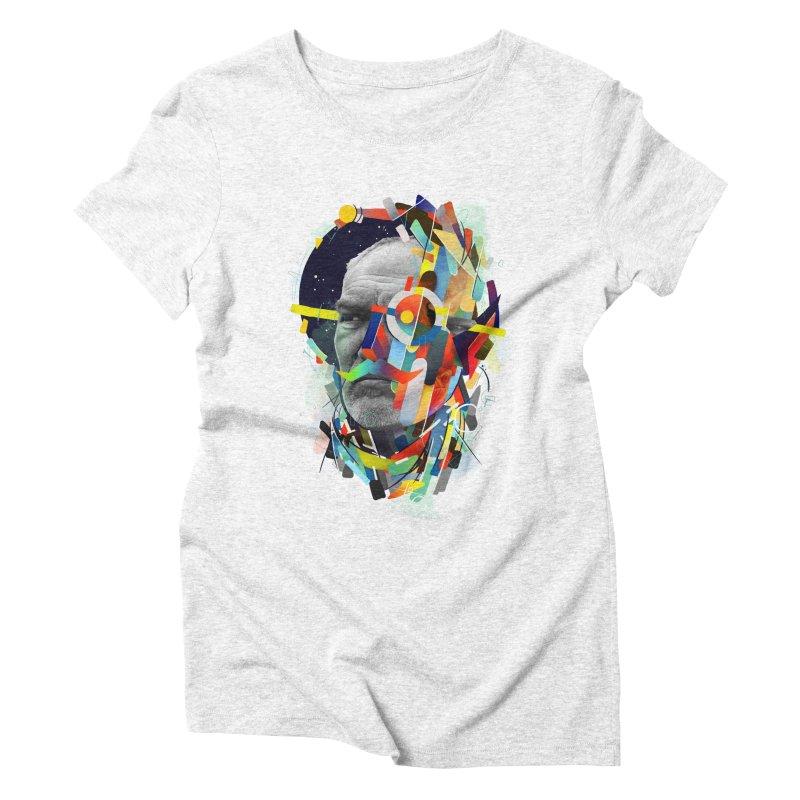 Metamorphosis Women's Triblend T-shirt by Mathijs Vissers