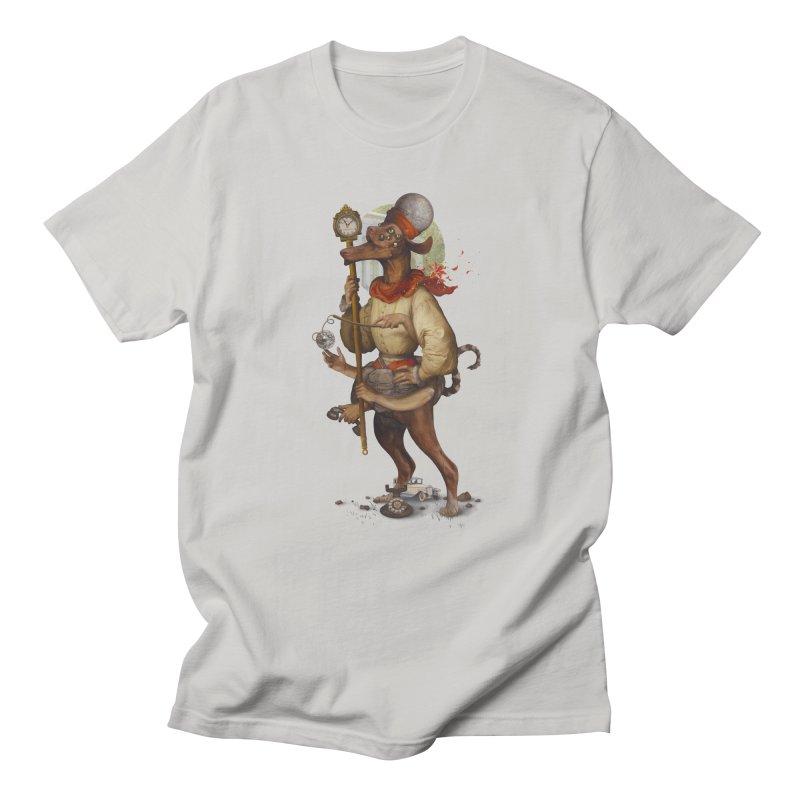 Multitasking Men's T-shirt by Mathijs Vissers