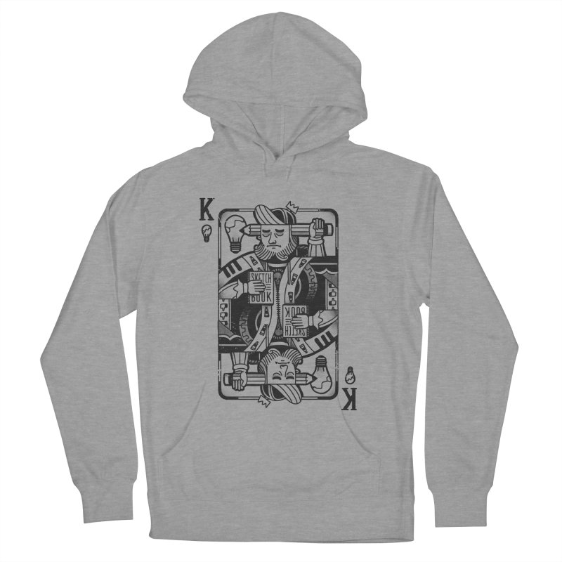 Artists Block Women's Pullover Hoody by Mathijs Vissers