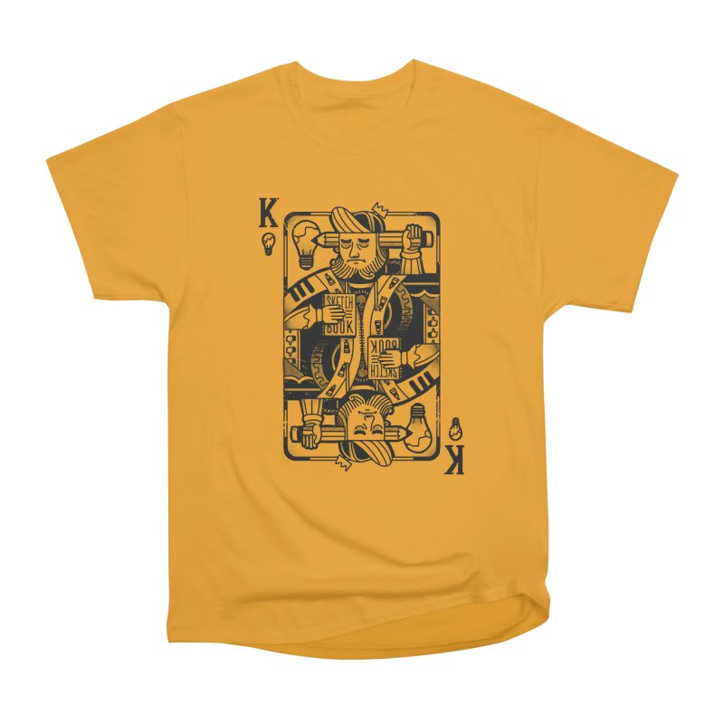 Artists Block Men's Classic T-Shirt by Mathijs Vissers